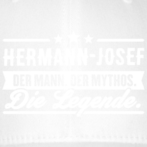 Man Myth Legend Hermann-Josef - Casquette Flexfit