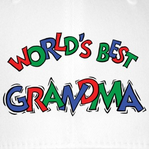 World's Best Grandma - Flexfit Baseball Cap
