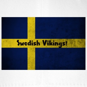 Swedish Vikings - Flexfit Baseball Cap