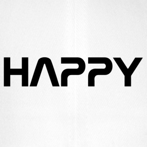 Happy - Flexfit Baseballkappe