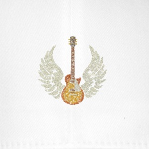 Guitar with Wings - Casquette Flexfit