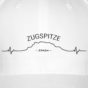Zugspitze 2.962m pulse - Flexfit Baseball Cap