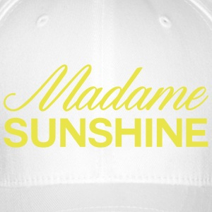 madame sunshine - Casquette Flexfit