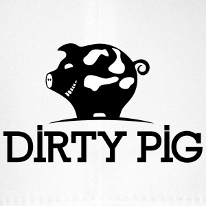 PIG DIRTY - Casquette Flexfit