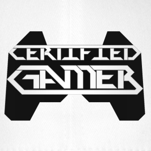 Certified Gamer by JuiceMan Benji - Flexfit Baseball Cap