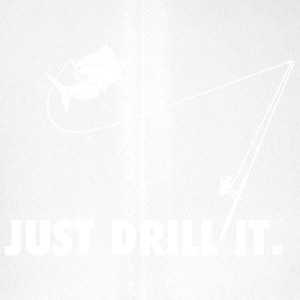 Just drill it - Flexfit Baseball Cap