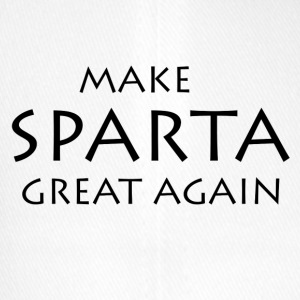 make sparta great again - Flexfit Baseballkappe