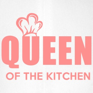Queen of the Kitchen - Czapka z daszkiem flexfit