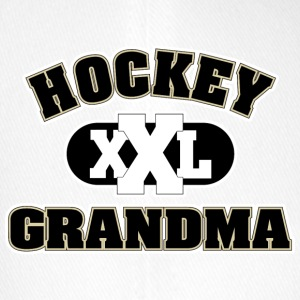 Hockey Grandma Grandmother - Flexfit Baseball Cap