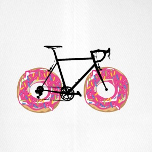 Donutbicycle - Flexfit basebollkeps