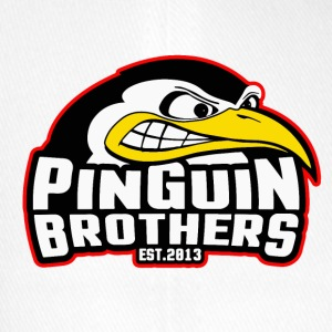 Pinguin-Brothers Clan - Flexfit basebollkeps