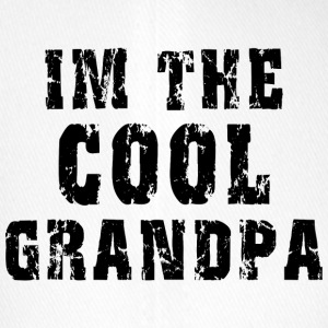 I'm The Cool Grandpa - Flexfit Baseball Cap