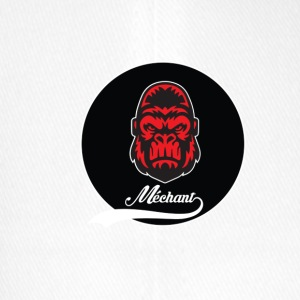 Logo mechant gorilla summer edition collector - Flexfit Baseball Cap