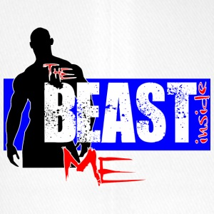 The Beast Inside Me - Flexfit baseballcap