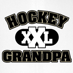 Hockey Grandpa Grandfather - Flexfit Baseball Cap