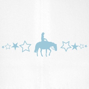Pleasure Horse with stars - Flexfit Baseball Cap