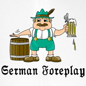 German Foreplay - Flexfit Baseball Cap