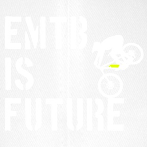 '' EMTB IS FUTURE '' - Flexfit Baseball Cap