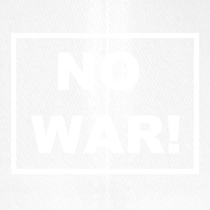 NO WAR! Set a stand against war. - Flexfit Baseball Cap