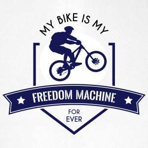 Freedom Machine - Flexfit baseballcap