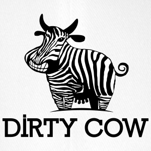 DIRTY_COW - Flexfit baseballcap