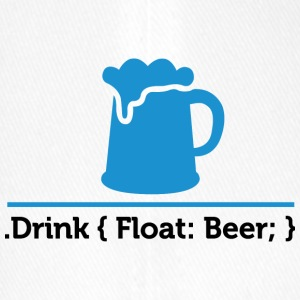 CSS Jokes - Drink Beer! - Flexfit Baseball Cap