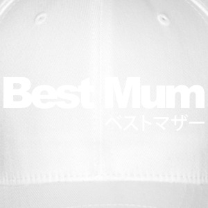 Best Mum - Flexfit Baseball Cap