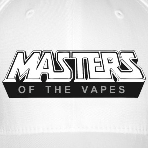 Masters of the Vapes - Flexfit Baseballkappe