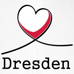 I love Dresden! - Flexfit Baseball Cap
