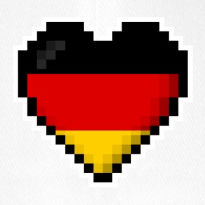 LOVE Germany - Flexfit Baseball Cap