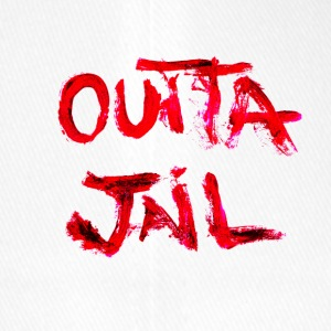 outta Jail - Flexfit baseballcap