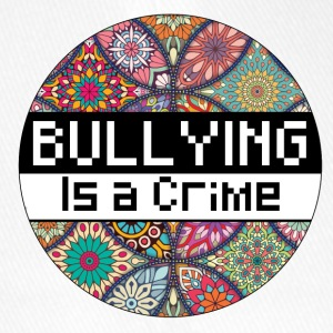 Mandala_is bullying a crime - Flexfit Baseball Cap