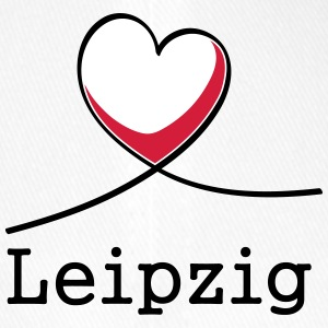 I love Leipzig! - Flexfit Baseball Cap