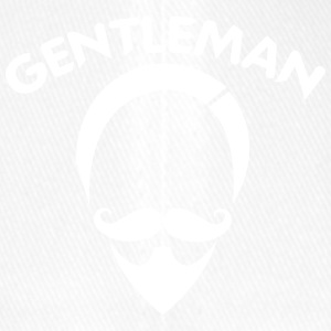 GENTLEMAN 6 white - Flexfit Baseball Cap