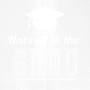 High School / Graduation: Hatten af ​​for graden - Flexfit baseballcap
