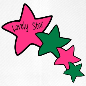 Star Lovely Star - Flexfit Baseball Cap
