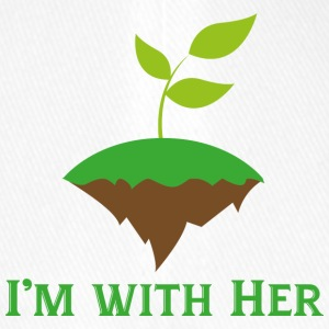 Earth Day / Earth Day: I'm with her - Flexfit Baseball Cap