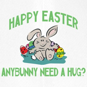 Happy Easter Any Bunny Need A Hug - Flexfit Baseball Cap