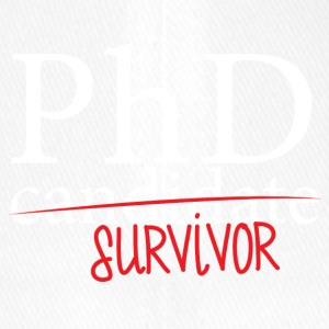 Doctor / Physician: PhD candidate or survivor? - Flexfit Baseball Cap