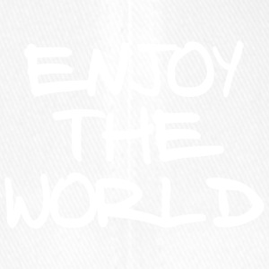 ENJOY THE WORLD - Flexfit Baseball Cap