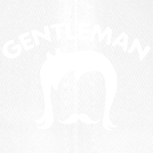 GENTLEMAN 7 white - Flexfit Baseball Cap
