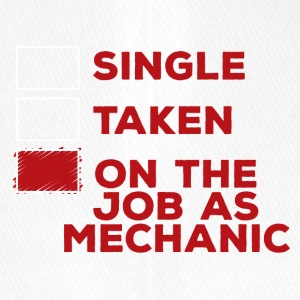 Mechanic: Single, Taken of op de baan als mechanische - Flexfit baseballcap
