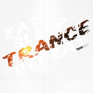 Eat Sleep Trance Repeat V1 - Flexfit Baseballkappe