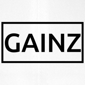 Gainz BonW - Flexfit Baseball Cap