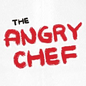 Chef / Chef Cook: The Angry Chef - Flexfit Baseball Cap