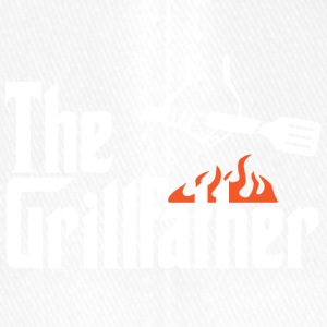 The Grillfather - Flexfit Baseballkappe