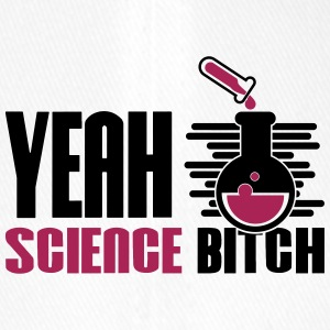 Yeah Science Bitch Chemistry - Flexfit Baseball Cap