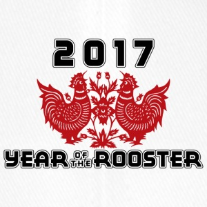2017 Year Of The Rooster - Flexfit Baseball Cap