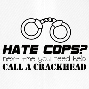 Polizei: Hate Cops? Next Time You Need Help Call A - Flexfit Baseballkappe