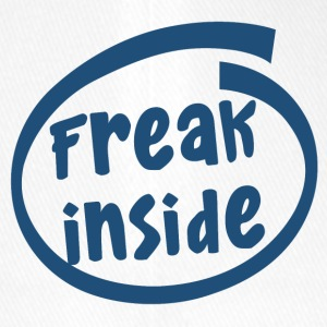 freak inside (1835C) - Flexfit Baseball Cap